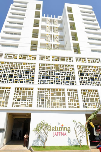 Jetwing Jaffna a New Luxury Hotel.